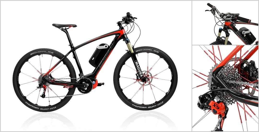 Produktfoto-Service Fahrrad Fahrräder Ebikes Spezialist  Fotograf Metall Chrom Produktbilder AMZ  Produktfoto-Service
