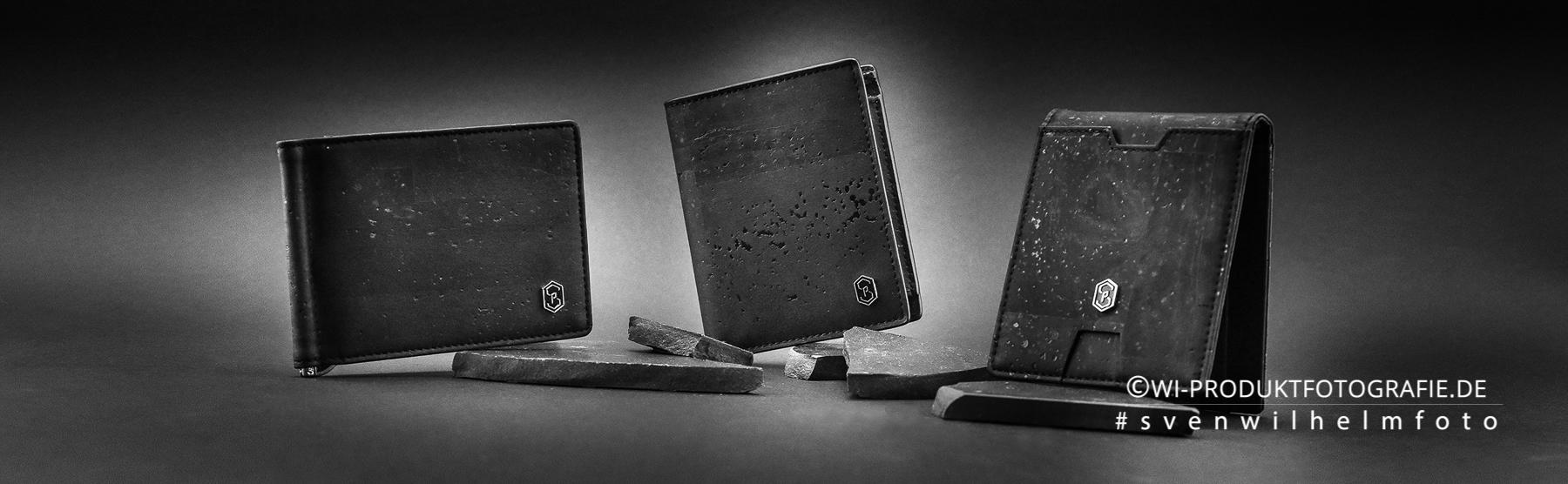 DAS PRODUKTFOTO Slim Wallets Produktfotos Anbieter Professionell