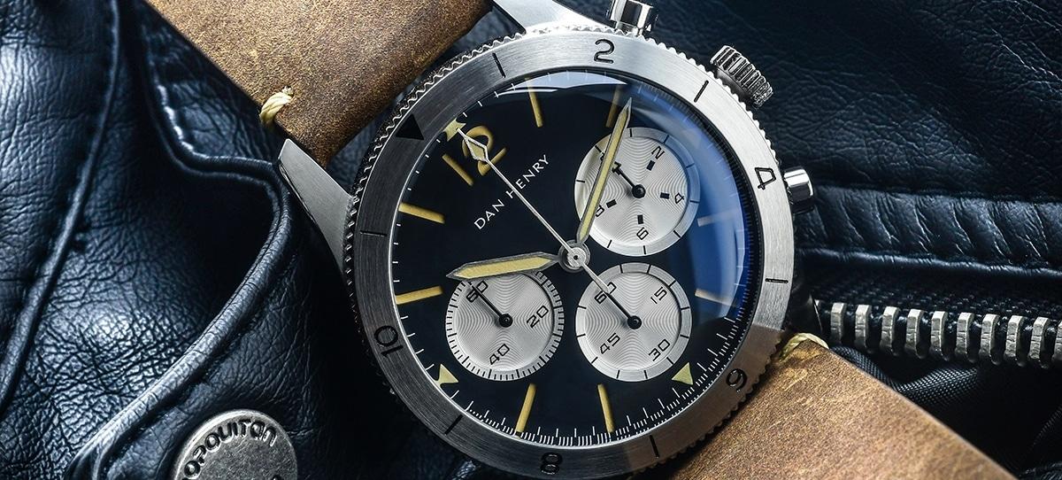 Uhrenfotograf DAN HENRY Uhren 1964 Vintage Der Uhrenfotograf Sven Wilhelm