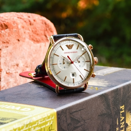 produktfoto uhrenfotograf-uhrenfotograf emporio armani 9609