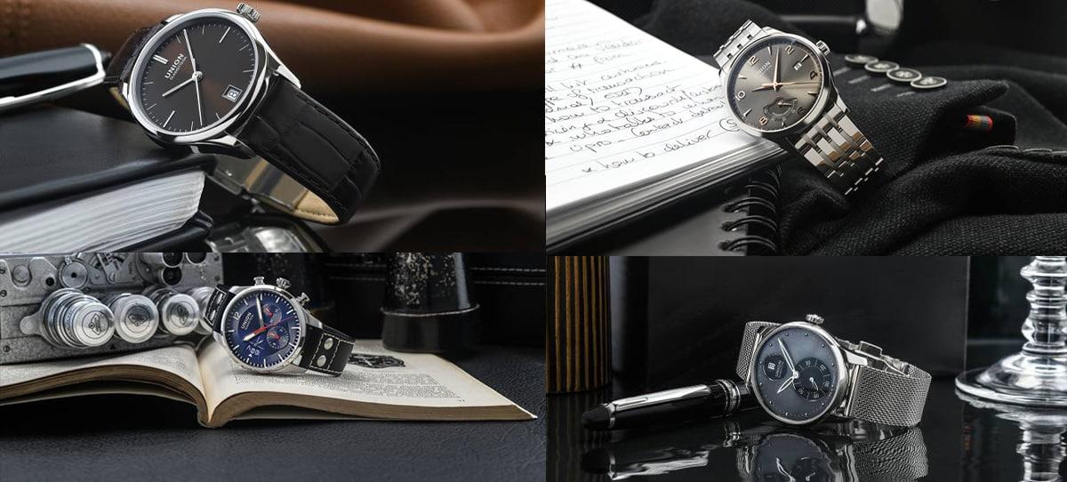 Uhrenfotografie Mood Shooting für INSTAGRAM u.a. Social Media Kanäle für UNION GLASHÜTTE | DER UHRENFOTOGRAF