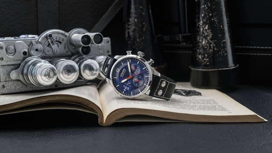 Uhrenfotografie Uhrenfotograf Spezialist Union Glashuette Mood Shooting FEB 2020-03