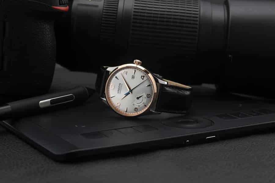 Uhrenfotografie Uhrenfotograf Spezialist Union Glashuette Mood Shooting FEB 2020-05